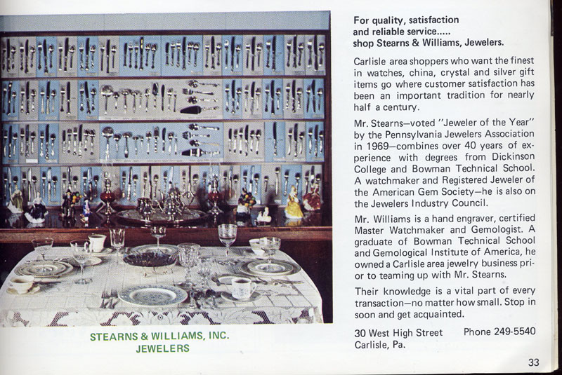 Stearns and Williams, 1972