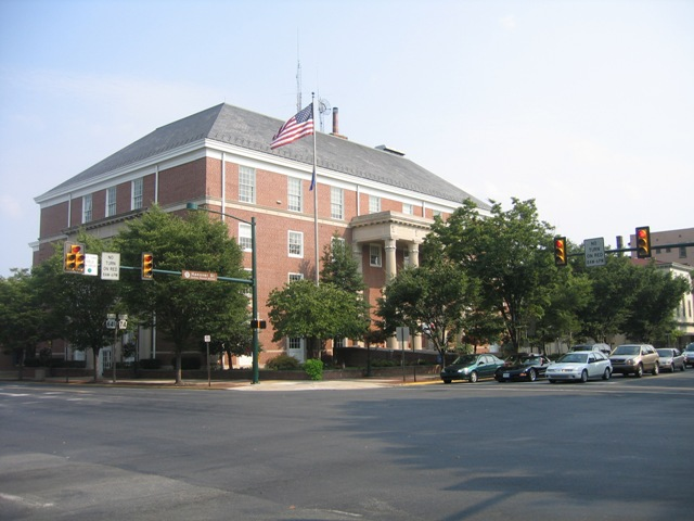Cumberland County Courthouse, 2007