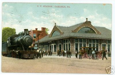 Train Station, no date